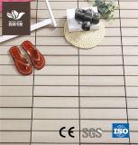 Bevloering WPC Draagbare DIY met SGS /Ce