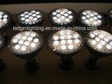 Lámpara de la IGUALDAD de la iluminación E26 E27 PAR30 7With14W LED del supermercado/de la oficina