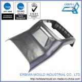 Molde de inyección de plástico automático aire acondicionado Panel de plástico