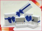 Ожерелья смычка коробки ювелирных изделий способа коробка бумажного бумажная