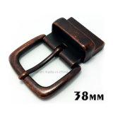 La boucle de courroie réversible en alliage de zinc de Pin de boucle en métal de qualité pour la robe ceinture les sacs à main de chaussures de vêtement (XWS-ZD542-ZD660)