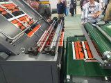 Feuille en carton ondulé collant la machine de fabrication de cartons de machine/de lamineur/carton de cannelure
