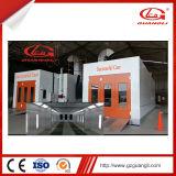 Cabina experimentada estándar de la pintura del exportador del Ce con el ventilador centrífugo