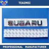 Значок эмблемы письма автомобиля Subaru ABS пластичный