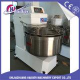 食糧機械装置の螺線形の小麦粉の混合機の床のこね粉ミキサー