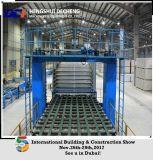 Cadena de producción automática completa de la tarjeta de yeso del sistema de control del PLC