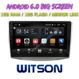 """Witson 9 """" Grote Androïde 6.0 Auto van het Scherm DVD voor Volkswagen Magotan/Passat B7 2010-2016"""