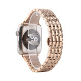 Cinturini di lusso dell'acciaio inossidabile per Iwatch