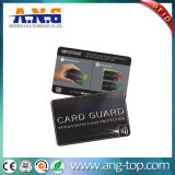 Le blocage de bouclier protecteur de la sécurité RFID Cartes de garde