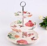 (BC-PM1019) Плита десерта меламина высокого качества многоразовая имитационная керамическая