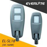 Illuminazione esterna solare degli indicatori luminosi di via di IP66 60W 110lm/W LED