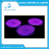 Lámpara de piscina LED PAR56 18W 252PCS SMD 3014AC12V Color RGB/Solo