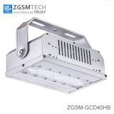 40W LED Foco de Alta Bahía para Iluminación de Trabajo
