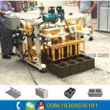 Hydraform Qt40-3A Block-Formteil-Maschine/bewegliche Betonstein-Maschine