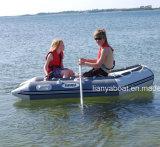 Liyaの販売のためのFoldable膨脹可能なボートPVCゴム製ボート