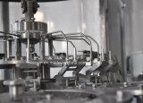 Suco plástico automático cheio do frasco que faz a máquina de engarrafamento
