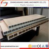 Línea de madera de la máquina de la tarjeta del panel Extruder/PVC de la puerta de WPC