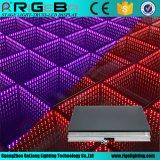 La barra interactiva vendedora caliente más nueva Satge LED ligero Dance Floor del disco de 3D Mirrow