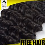 cheveux humains crépus d'Afro brésilien de la qualité 5A