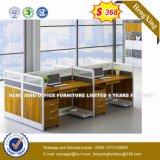 Famoso Design brilhante de alta SGS aprovado a estação de trabalho de escritório (HX-8NR0458)