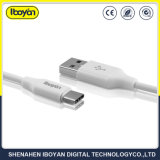 USBのデータによってカスタマイズされるケーブルを満たす携帯電話のタイプC