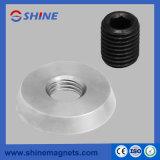 Magnetische Stahlplatte der Festlegung-Nsm-Bm24 (Buchse-Magnet) für Fertigbeton-Verschalung