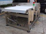 La FDA para uso alimentario de tipo cinta transportadora de detector de metales