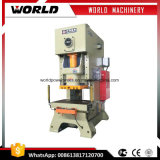 Type machine pneumatique de manivelle de bâti de C de presse de pouvoir