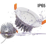 15W IP65 impermeabilizan el cuarto de baño LED SMD ahuecado luz LED Downlight
