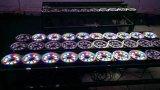 ライトRGBの下の12X1w LEDの噴水ライトLED
