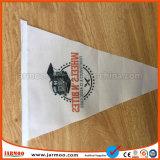 Hängen, Gewebe-Flagge-Fahnen-Markierungsfahnen bekanntmachend