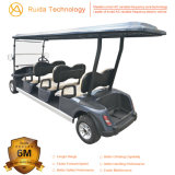Elektrisches Golf-Auto China-intelligentes variables Frequenz Wechselstrom-6 Seater
