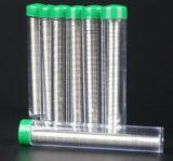 ペンの管1.0mmの薄いロジンのコア錫の鉛のはんだワイヤー