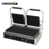 Профессиональный тостер решетки Manufactrer коммерчески двойной головной Panini
