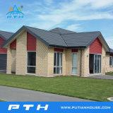 저가 더 강하고 튼튼한 가벼운 강철 구조물 조립식 별장 및 모듈 집