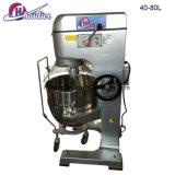 160 L misturador planetário comercial/Massa/natas para bater a mistura de bater a máquina