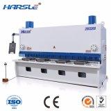 Q11 máquina de corte de folhas de metal mecânica, Máquina de cisalhamento motorizada