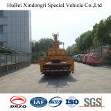 LKW eingehangene Plattformen auf nicht für den Straßenverkehr Fahrzeugen