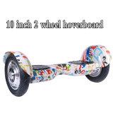 10 인치 중국 Samsung 건전지를 가진 싼 전기 관례 2 바퀴 Hoverboard