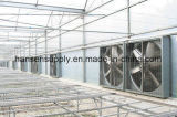 Ventilateur d'extraction de garniture de refroidissement par évaporation de système de refroidissement d'entrepôt/serre chaude
