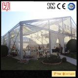 Tent van de Partij van het Huwelijk van Laxunry de Transparante met Mooie Decoratie voor Verkoop