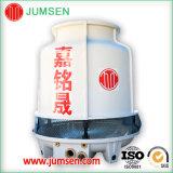 Wasserkühlung-Aufsatz des Qualitäts-Gegenstrom-FRP runder