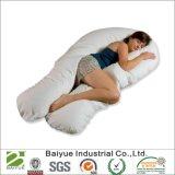 Cuscino di maternità dell'ente incinto di sonno con il coperchio lavabile del cotone