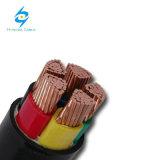Cable de transmisión subterráneo del conductor XLPE del cobre de la baja tensión con acorazado