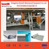 1.5-5mm Belüftung-Bitumen-wasserdichtes materielles Herstellungs-Gerät