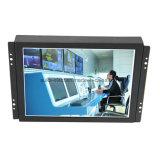 10.1 pulgadas Open Frame monitor HDMI con pantalla táctil, lector USB