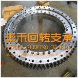 Haute qualité de roulement de pivotement de quatre points, utilisé pour le convoyeur rotatif