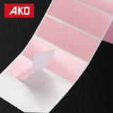 Escritura de la etiqueta auta-adhesivo del rodillo de la etiqueta engomada del OEM de la escritura de la etiqueta termal a todo color de la transferencia