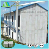 El panel de pared incombustible y ahorro de energía del cemento del emparedado del material de construcción