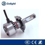 セリウムのRoHSの証明書H4 LEDのヘッドライトに渡される明るい車の自動ライト